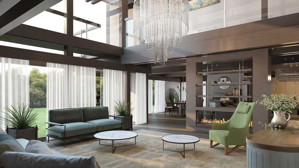 A Private Residence in Luxury Village 1