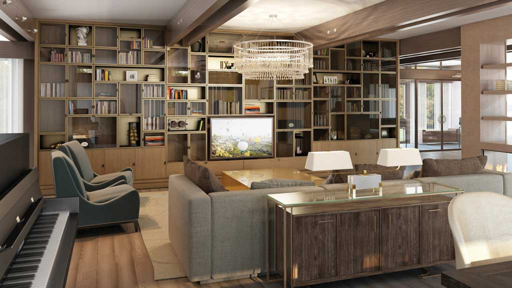 A Private Residence in Luxury Village 10