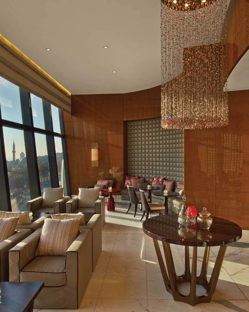 Espa at Baku Flame Towers Fairmont 8