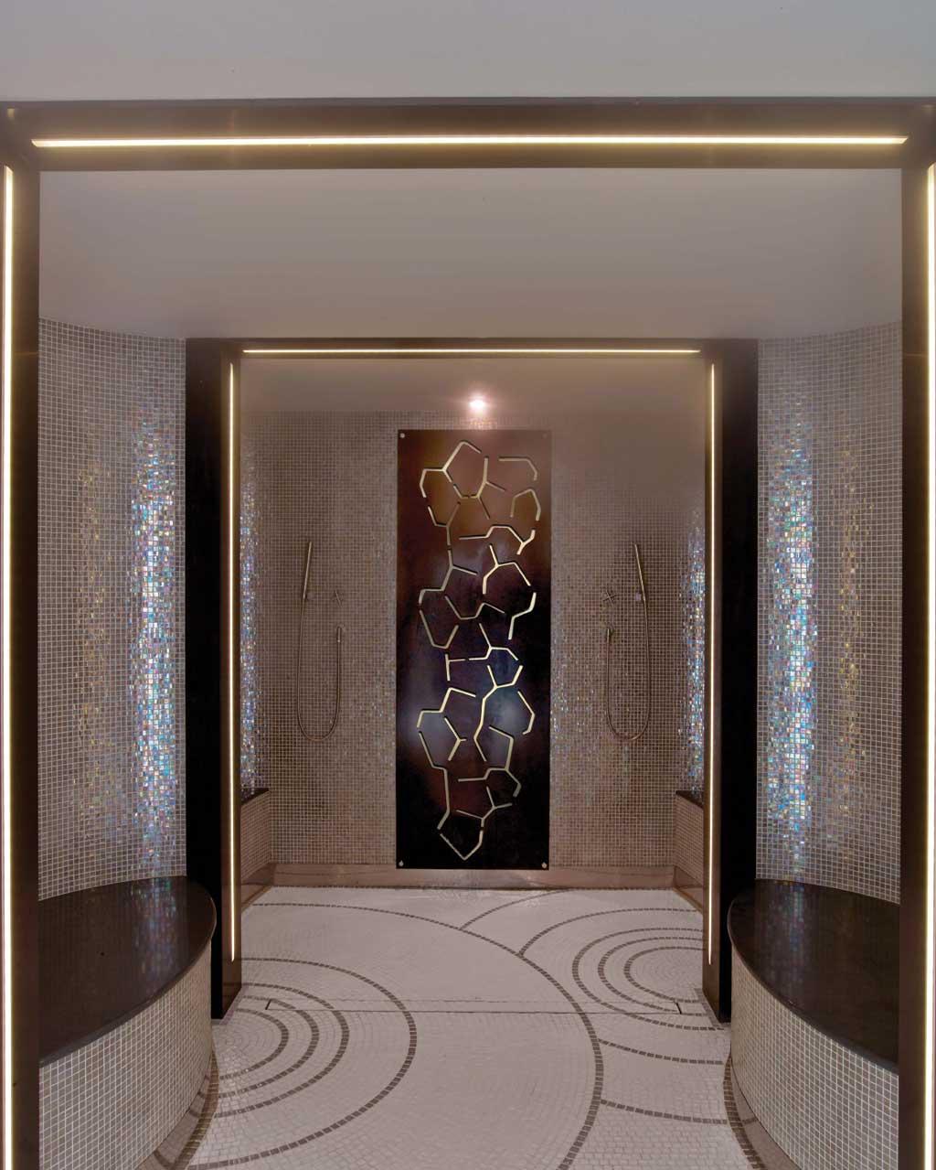 Espa at Baku Flame Towers Fairmont 9