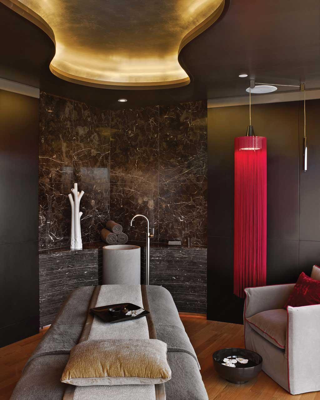Espa at Baku Flame Towers Fairmont 10