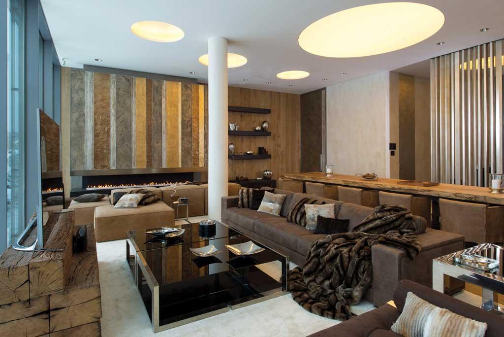 Private Villa in Saint Moritz 10