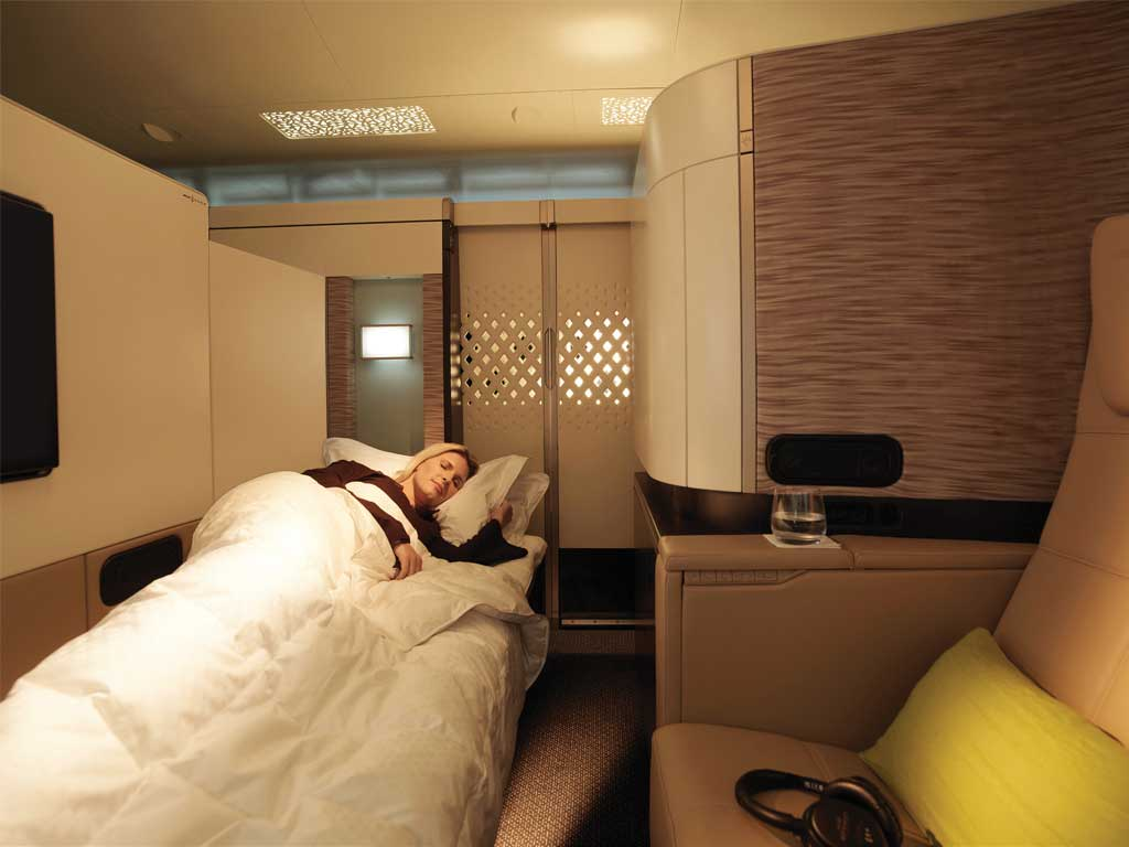 The Apartments First Class Suites, Etihad 4