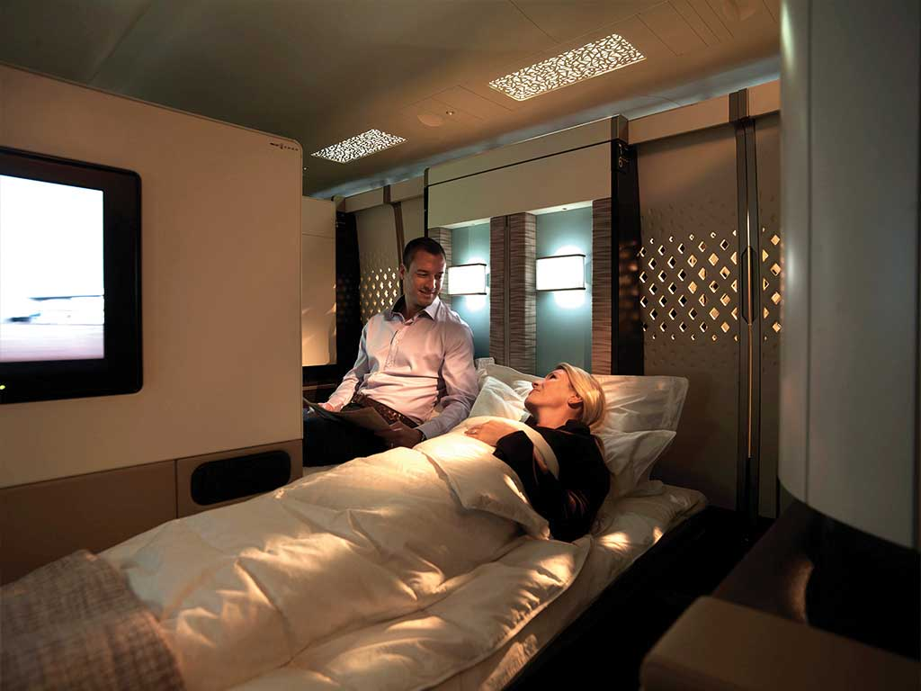 The Apartments First Class Suites, Etihad 5