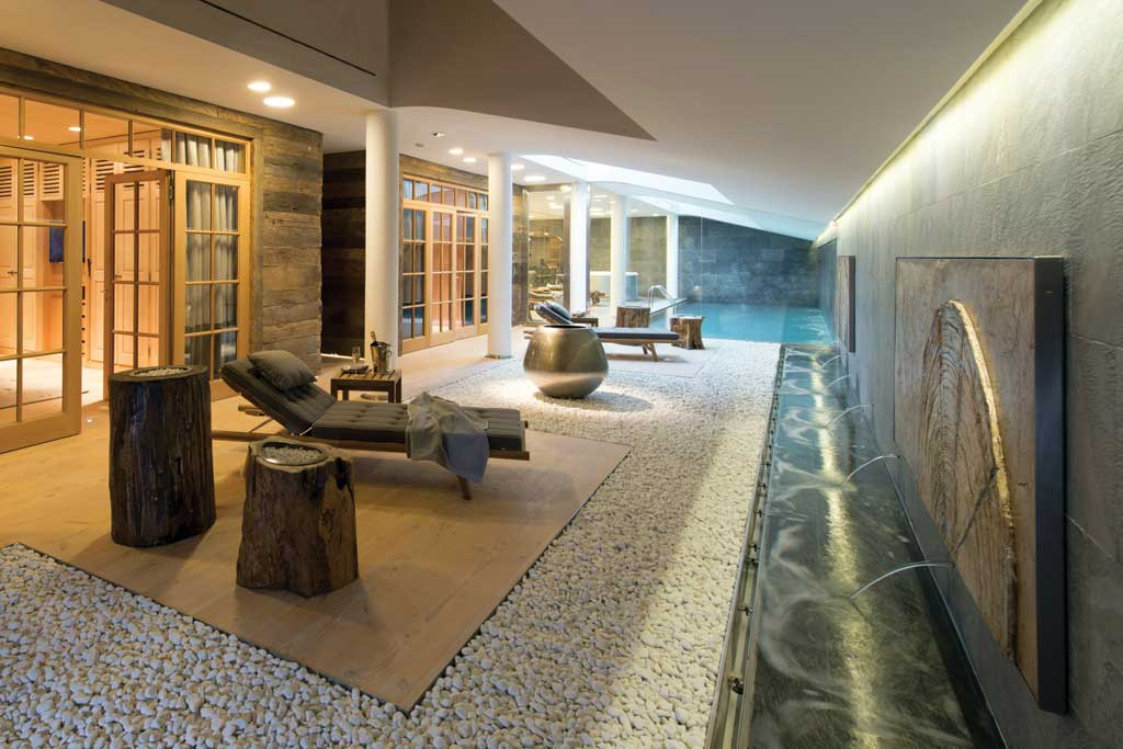 Private Villa in Saint Moritz 3