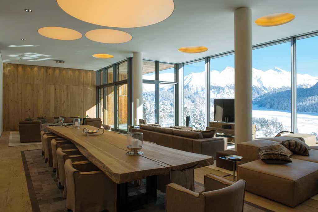 Private Villa in Saint Moritz 9