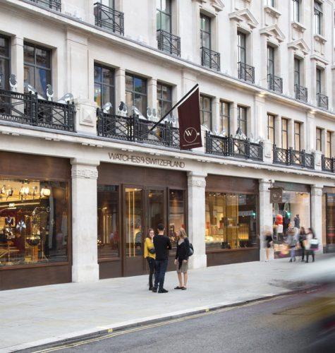 Watches of Switzerland, Regent Street