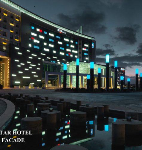 IKIA 3 & 4 Star Hotel