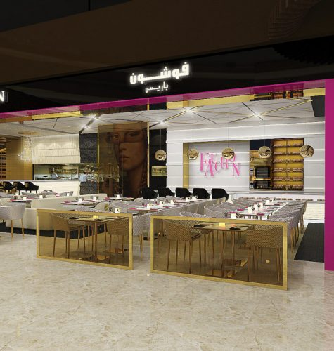 Fauchon Paris Cafe & Retail