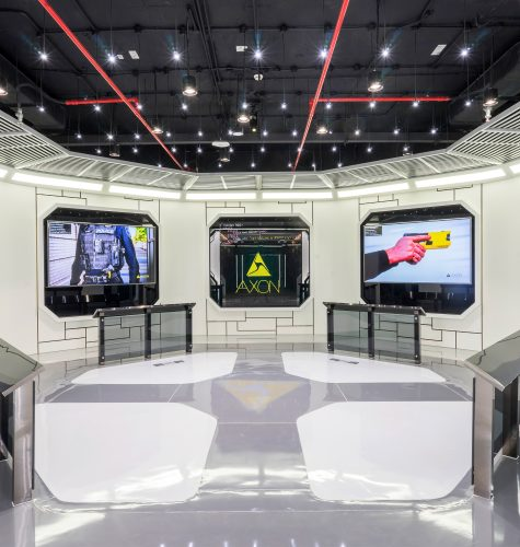 Axon Office Interior Design