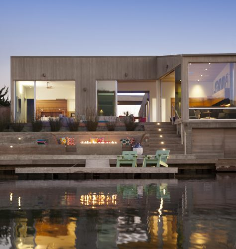 Lagoon House Interior Design
