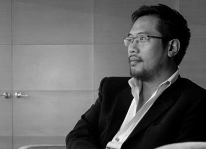 Headshot of SBID Master of Design 2017, Kinney Chan