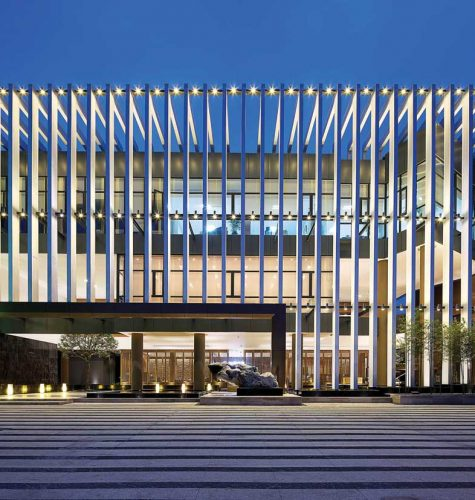 Zen Resort & Spa Sales Center in YC/JX 1