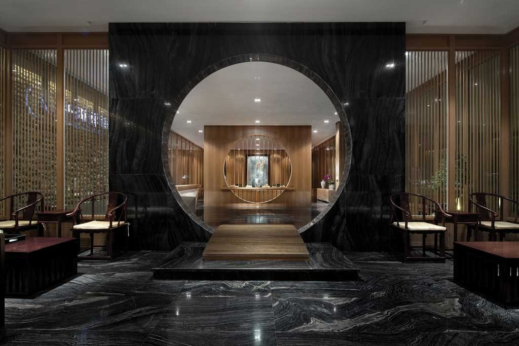 Zen Resort Spa Sales Center In Yc Jx International