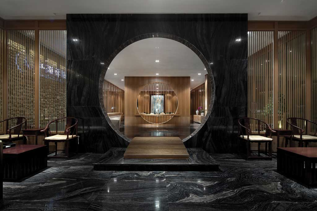 Zen Resort & Spa Sales Center in YC/JX 8