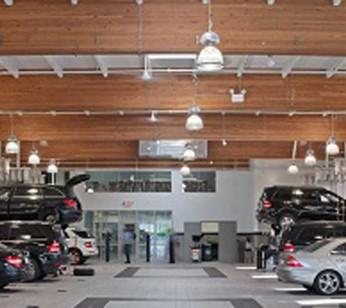 Mercedes Benz Autohaus 5