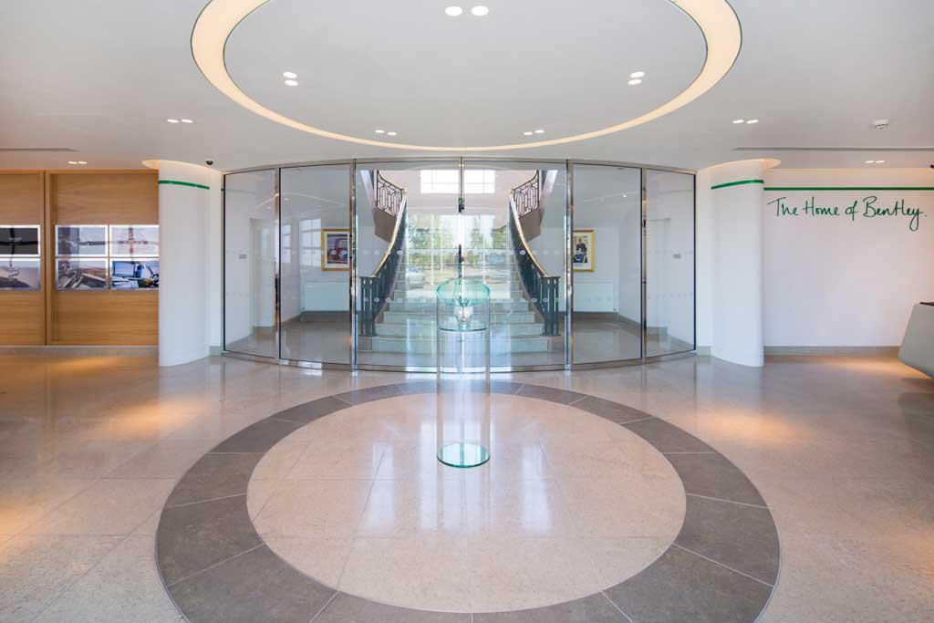 Bentley Head Office 1