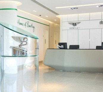 Bentley Head Office 2