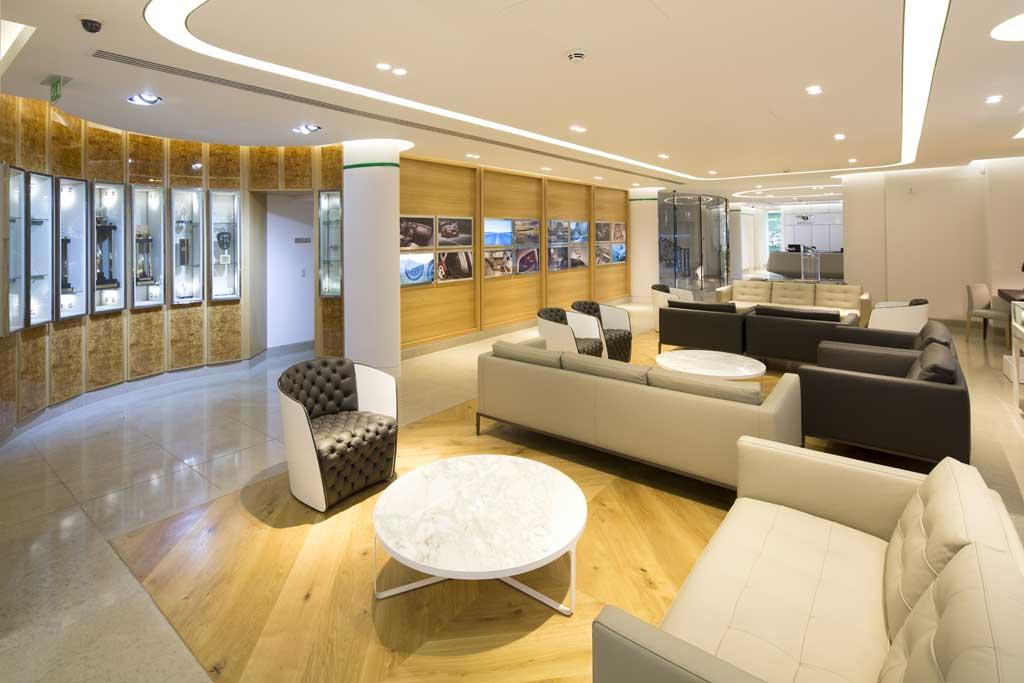 Bentley Head Office 5