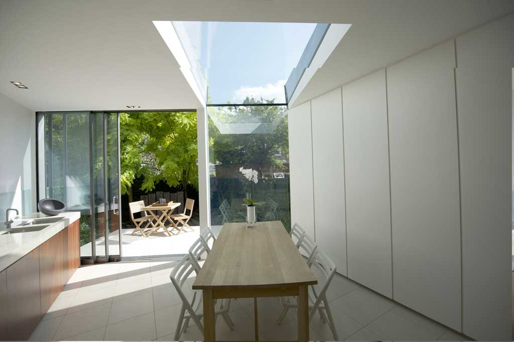 Faceted House 7