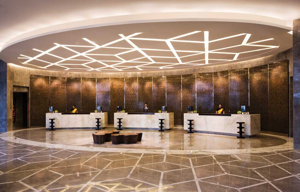 JW Marriott New Delhi 7