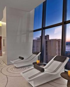 Espa at Baku Flame Towers Fairmont 4