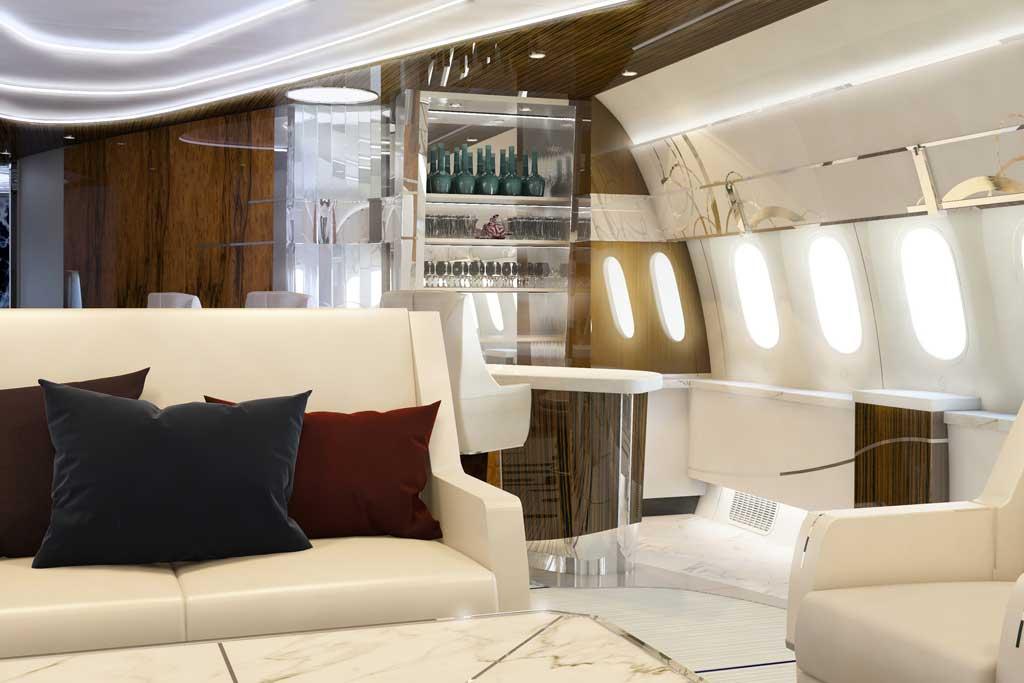 787-9 VIP BBJ Azure 1