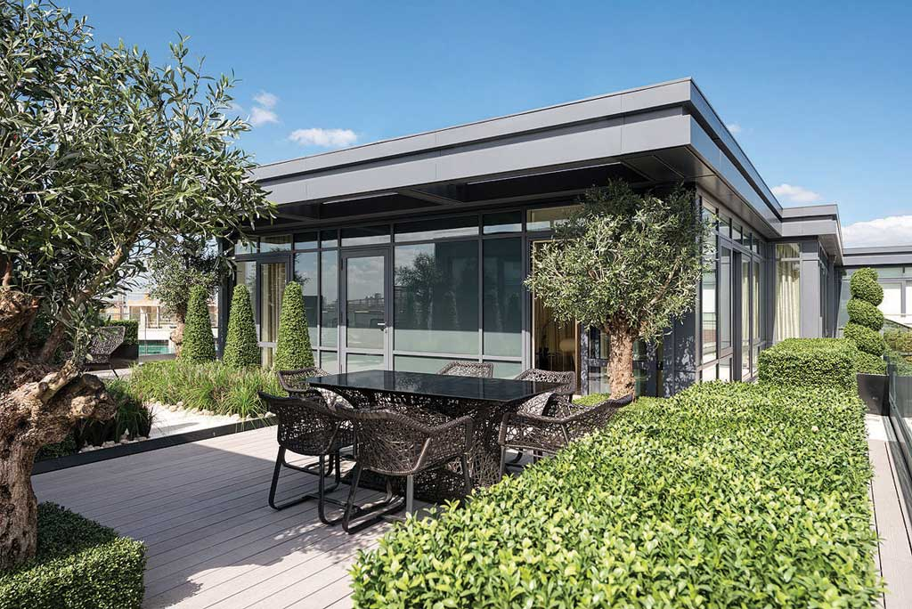 London Riverside Penthouse 10