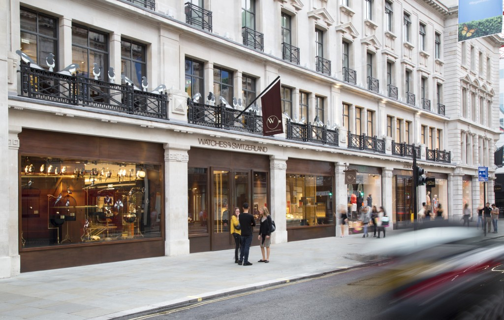 Watches of Switzerland, Regent Street 1
