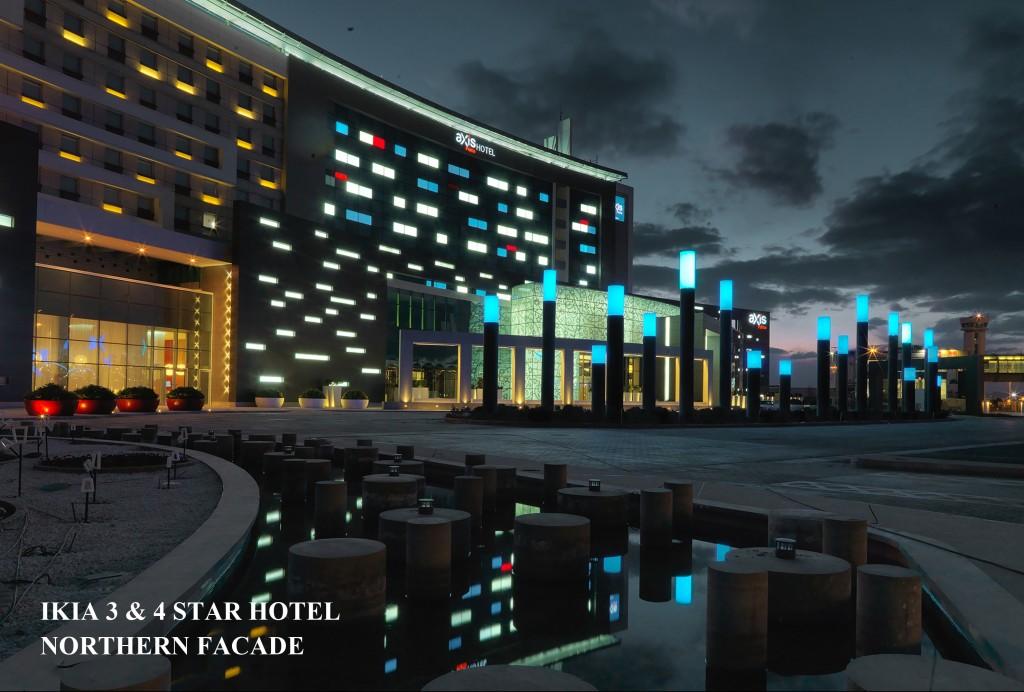 IKIA 3 & 4 Star Hotel 1
