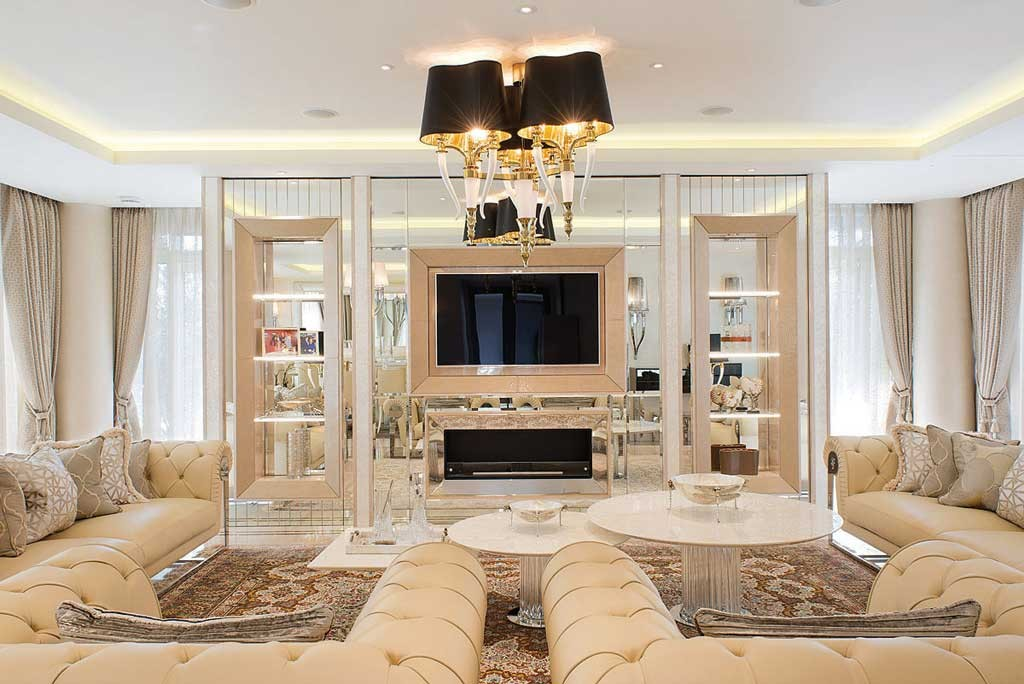 London Riverside Penthouse International Design Excellence Awards