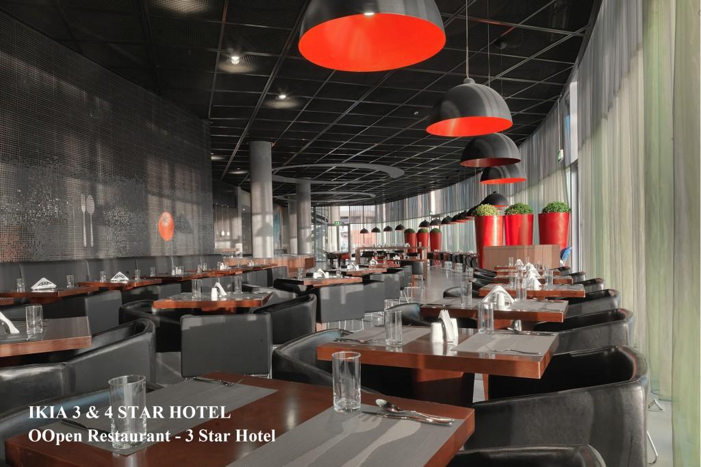IKIA 3 & 4 Star Hotel 2