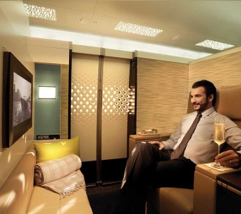 The Apartments First Class Suites, Etihad 6