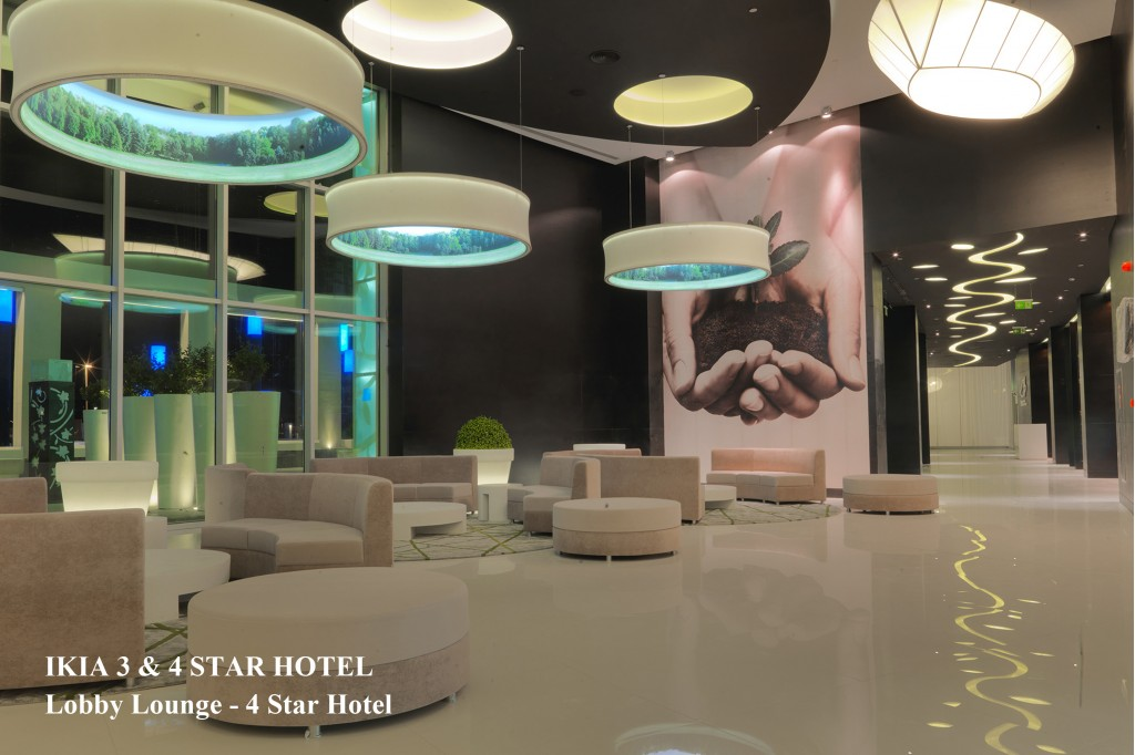 IKIA 3 & 4 Star Hotel 4