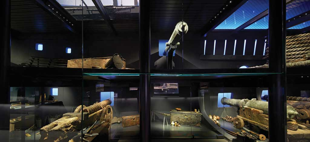 Mary Rose Museum 6