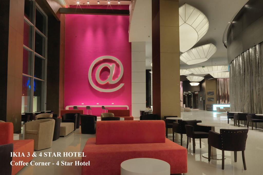 IKIA 3 & 4 Star Hotel 5