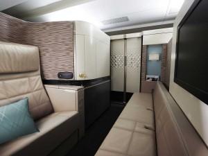 The Apartments First Class Suites, Etihad 2