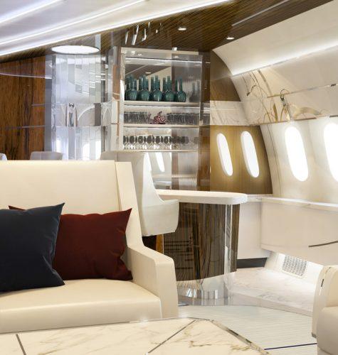Greenpoint Technologies 787-9 VIP BBJ AzureGreenpoint Technologies 787-9 VIP BBJ Azure