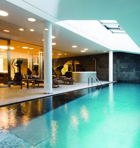 Private Villa in Saint Moritz