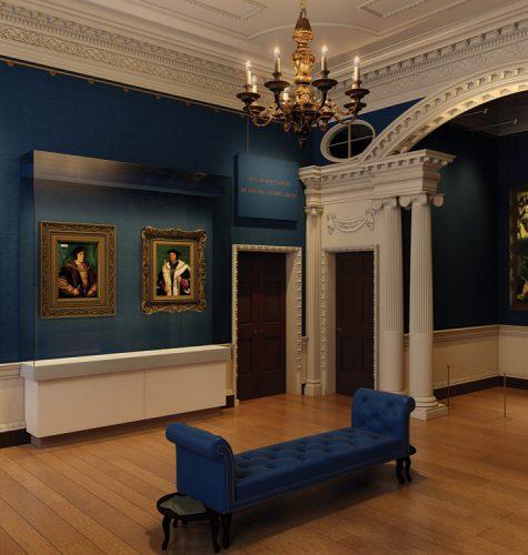 The Cumberland Art Gallery – Hampton Court Palace