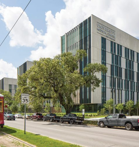 University Medical Center New Orleans