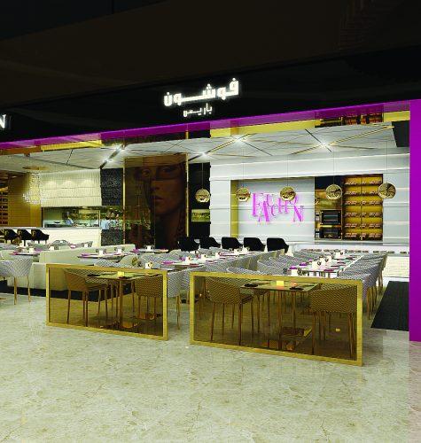 Fauchon Paris Cafe & Retail