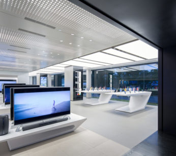 LETV Experience Store Project 乐视生态体验店设计项目