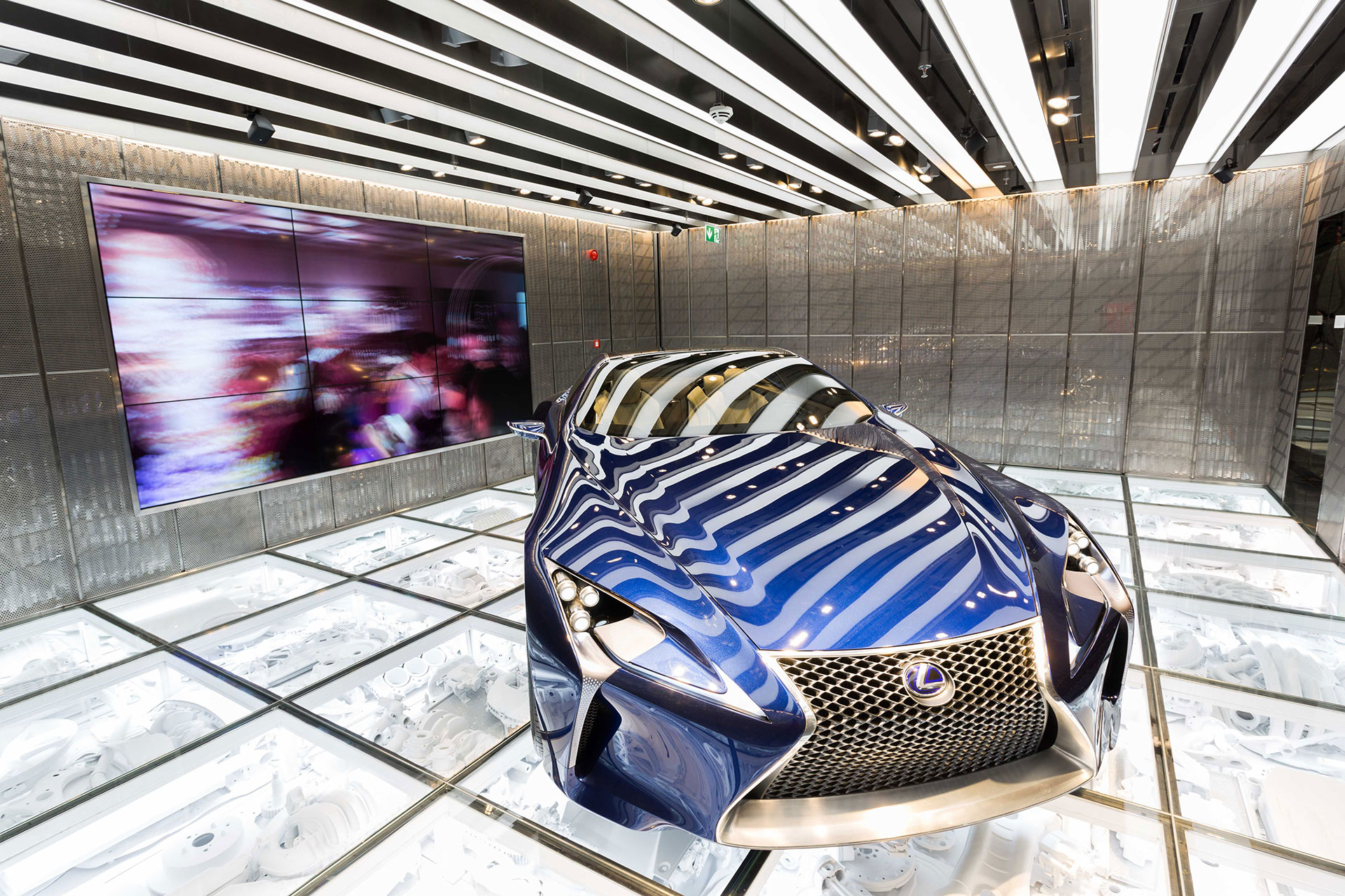 Intersect by Lexus | International Design Excellence Awards