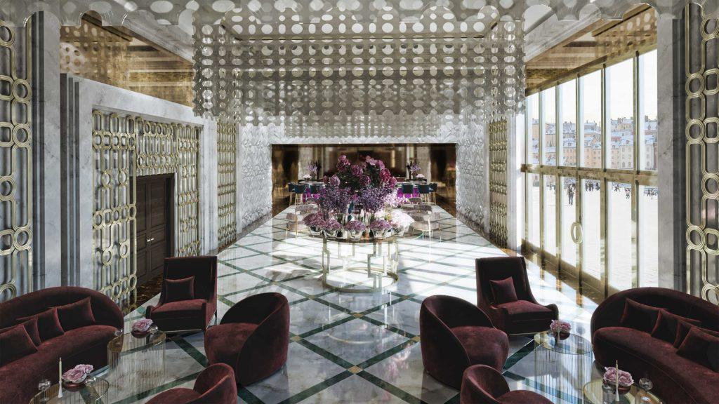 Taj Banqueting | International Design Excellence Awards