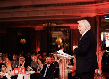 Bill Kenwright CBE