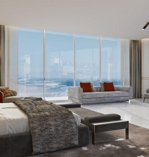 Mamsha Penthouse Interior Design