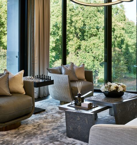 One Hyde Park Apartment Interior Design