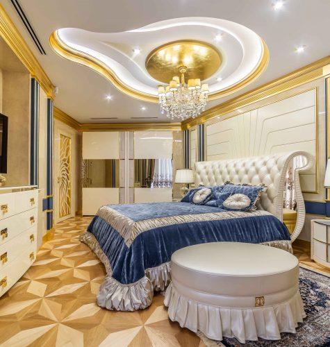 Amber Fortuna Apartment Interior Design