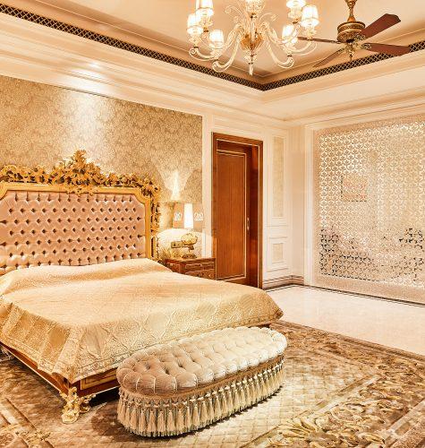 Private Villa Interior Bedroom Design